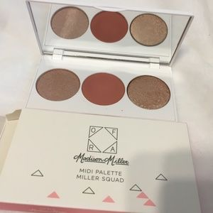 OFRA Madison Miller Midi Highlighter Blush Palette